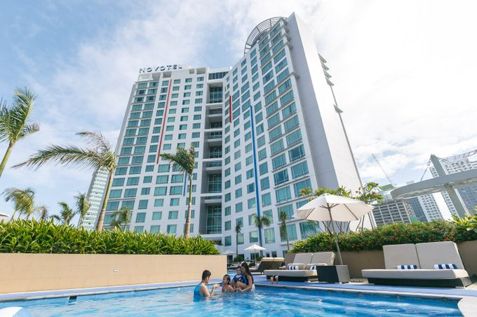 Pool by Novotel Manila Araneta Center - 003