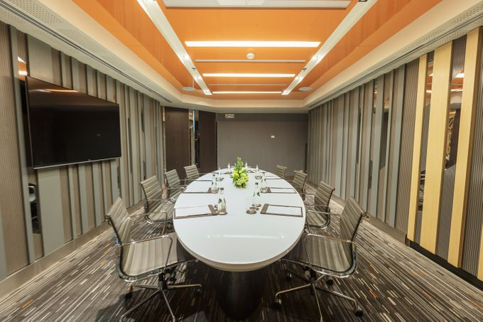 Meeting Rooms by Novotel Manila Araneta Center - 004