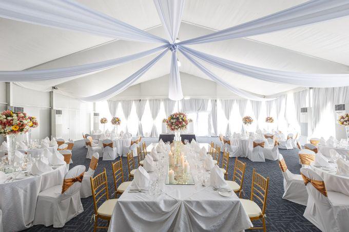 Wedding Arrangements by Novotel Manila Araneta Center - 011