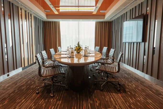 Meeting Rooms by Novotel Manila Araneta Center - 001