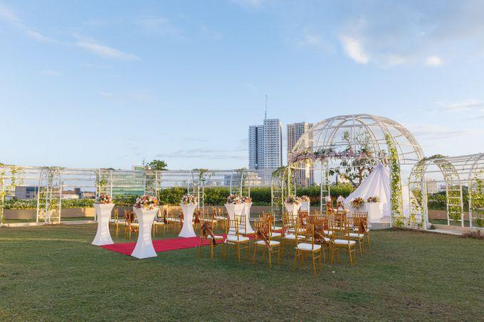 Wedding Arrangements by Novotel Manila Araneta Center - 006