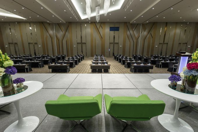 Meeting Rooms by Novotel Manila Araneta Center - 005