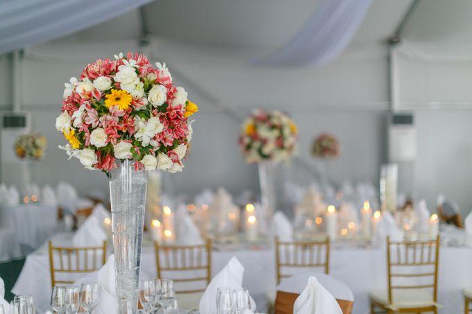Wedding Arrangements by Novotel Manila Araneta Center - 012