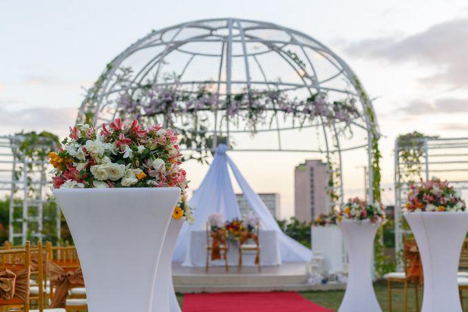 Wedding Arrangements by Novotel Manila Araneta Center - 009