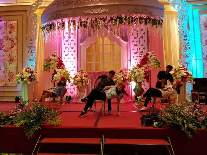 Wedding Party Rossa & Irwan by Fairy Tale Exclusive Dance - 001