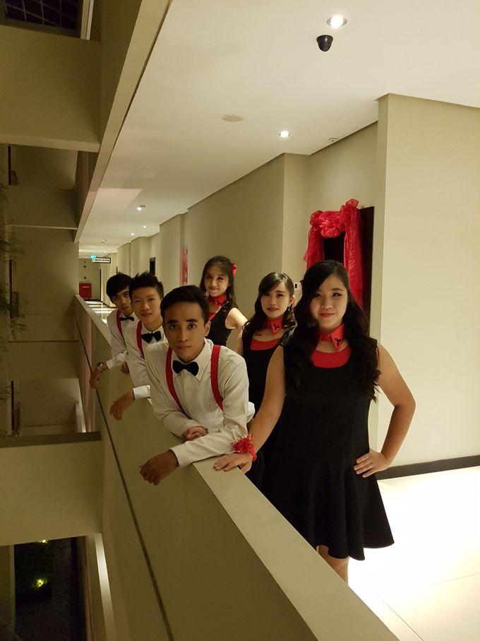Wedding Party Rossa & Irwan by Fairy Tale Exclusive Dance - 007