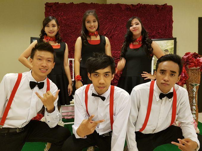 Wedding Party Rossa & Irwan by Fairy Tale Exclusive Dance - 010