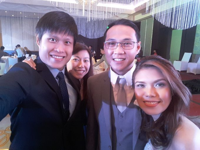 Harold and Kristine Chen Wedding by Jeffrey Yu - Wedding Host / Wedding Emcee - 001