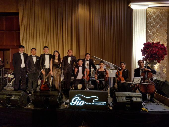 Alvin & Neysa Wedding at Aryaduta Hotel Bandung by Gio Music Entertainment - 001