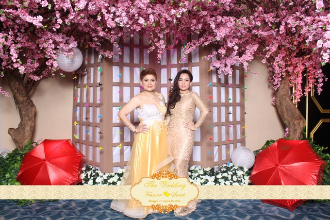 Wedding Project 02 by Mostache Photobooth - 009