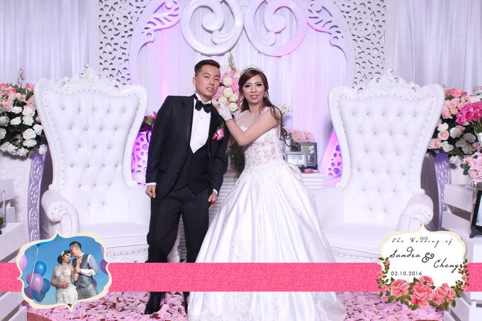Wedding Project 02 by Mostache Photobooth - 011