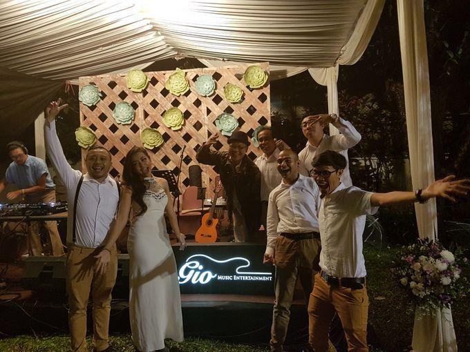 Stella & Fandry Wedding at Sheraton Hotel Bandung by Gio Music Entertainment - 002