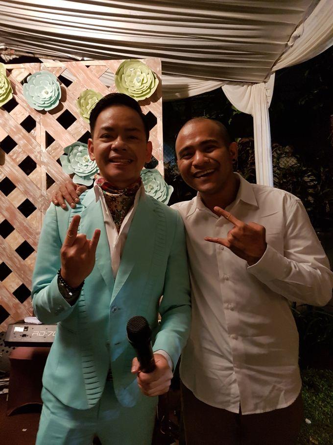 Stella & Fandry Wedding at Sheraton Hotel Bandung by Gio Music Entertainment - 004