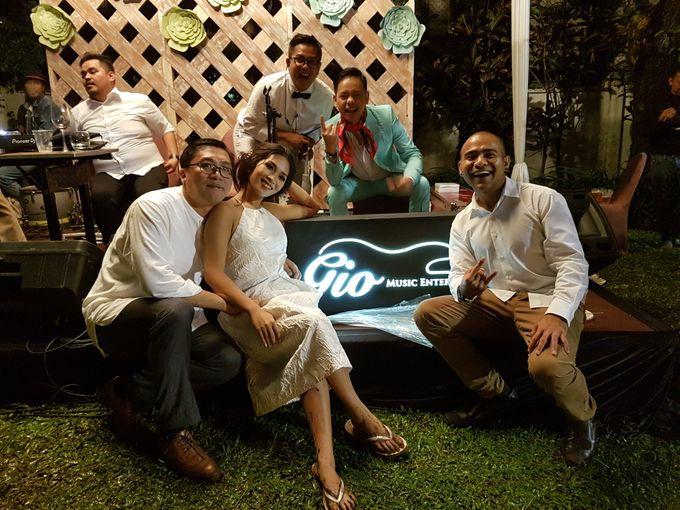 Stella & Fandry Wedding at Sheraton Hotel Bandung by Gio Music Entertainment - 001