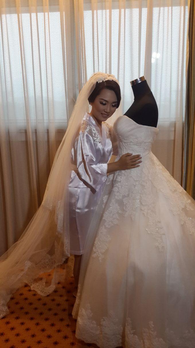 Richerdsen and Florence Wedding by Hotel Borobudur Jakarta - 001