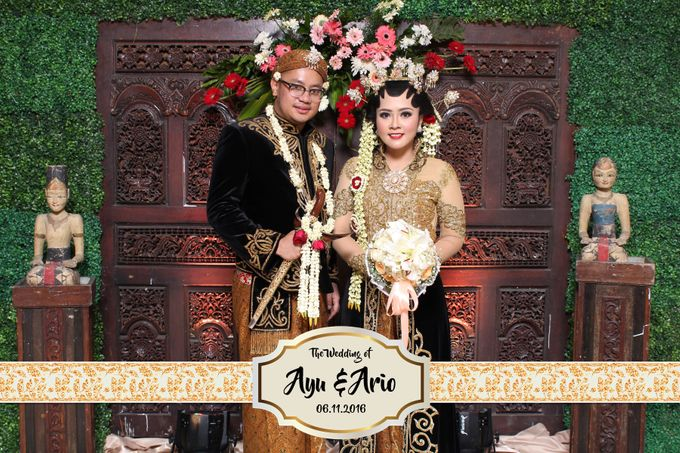 Wedding Project 02 by Mostache Photobooth - 013