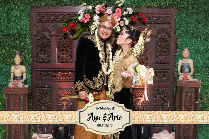 Wedding Project 02 by Mostache Photobooth - 015