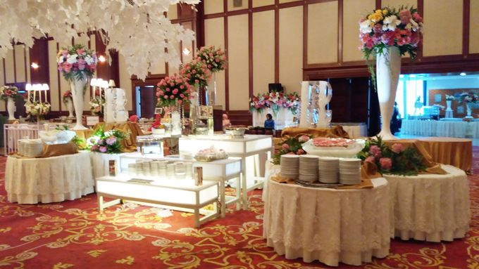 Catering Decoration by Alfabet Catering - 001