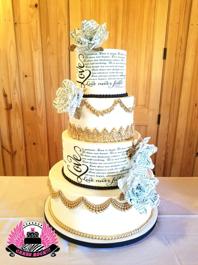 Wedding and Grooms' Cakes by Cakes ROCK!!! - 038