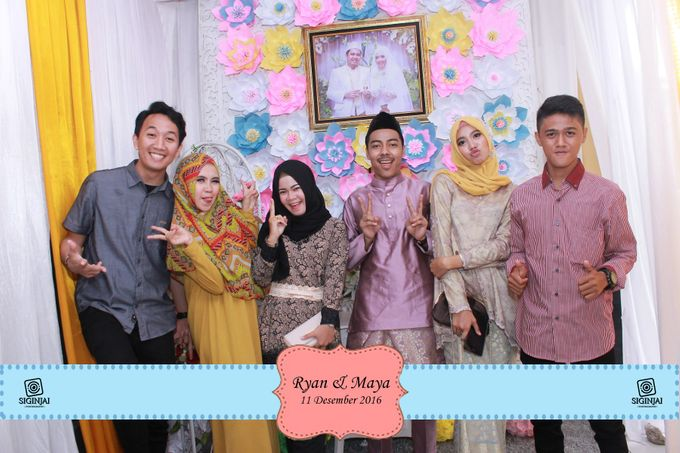 Photobooth Wedding Maya ryan by Siginjai Photography - 004