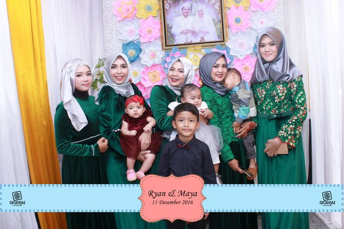 Photobooth Wedding Maya ryan by Siginjai Photography - 005