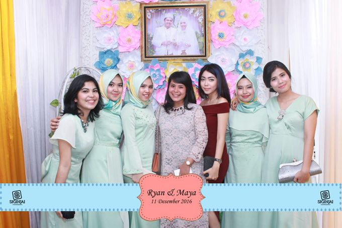 Photobooth Wedding Maya ryan by Siginjai Photography - 006