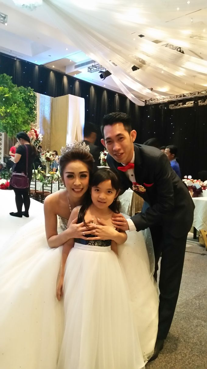 Wedding of Benny & Silvia 11 December 2016 by dearma pictura - 002