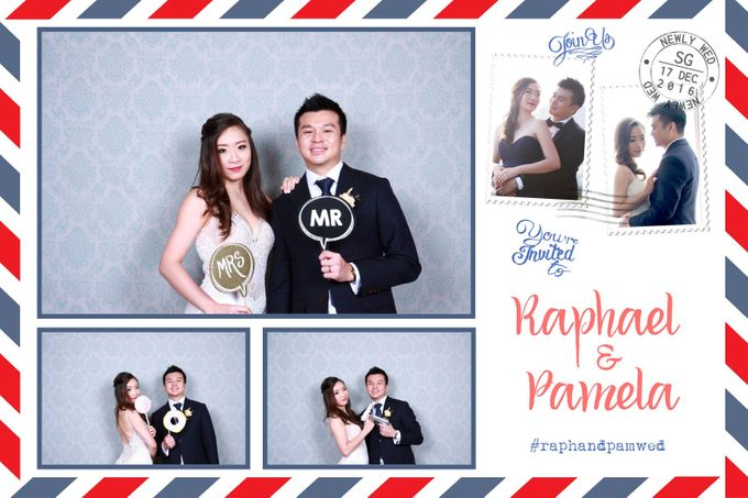 Raphael & Pamela - Wedding Photo Booth by The St. Regis Singapore - 002