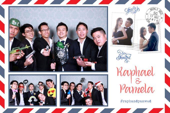 Raphael & Pamela - Wedding Photo Booth by The St. Regis Singapore - 003