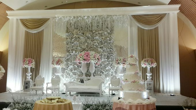 Wedding Anthony & Shintia by Sparks Luxe Jakarta - 002