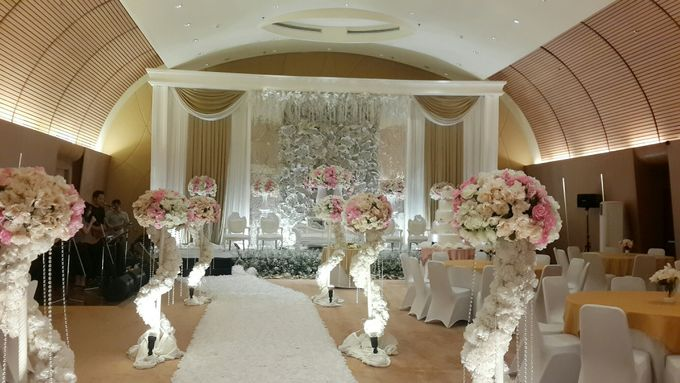 Wedding Anthony & Shintia by Sparks Luxe Jakarta - 003