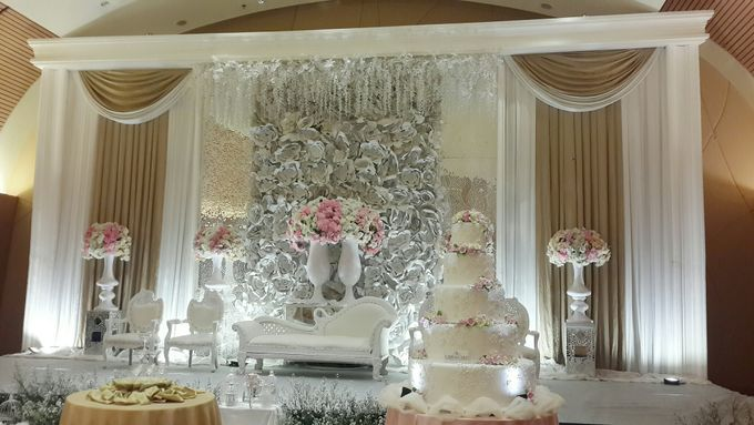 Wedding Anthony & Shintia by Sparks Luxe Jakarta - 001