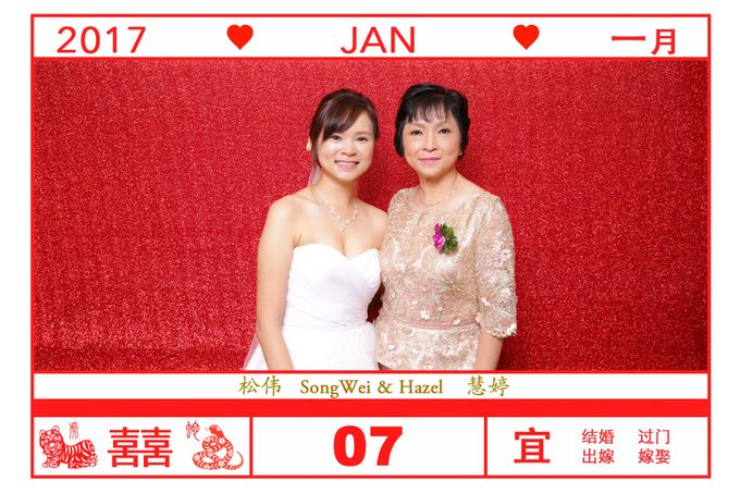 Song Wei & Hazel Wedding by Panorama Photography - 001