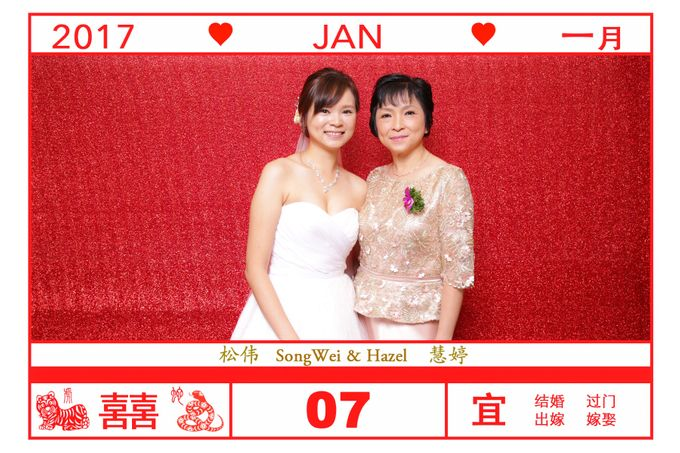 Song Wei & Hazel Wedding by Panorama Photography - 002