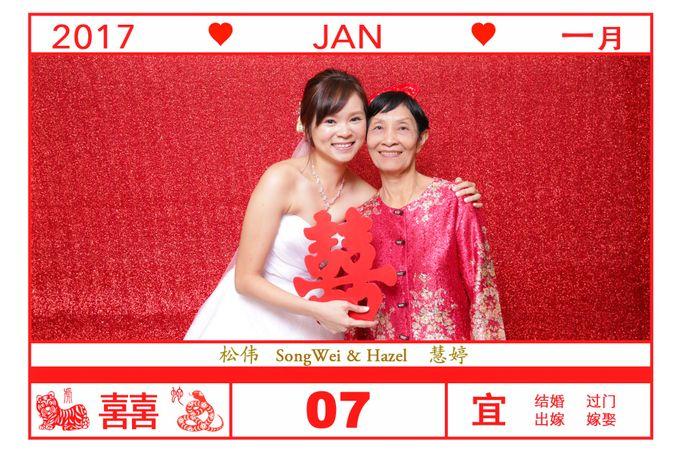 Song Wei & Hazel Wedding by Panorama Photography - 003