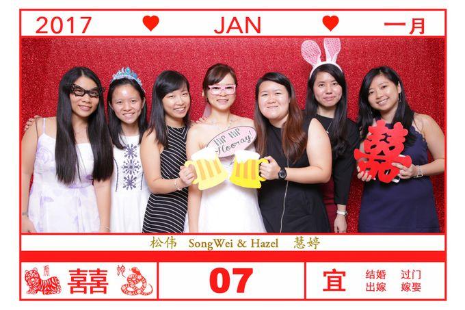 Song Wei & Hazel Wedding by Panorama Photography - 004