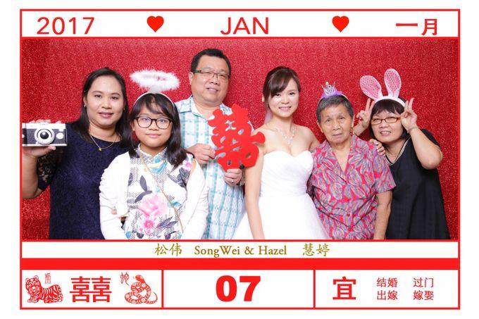 Song Wei & Hazel Wedding by Panorama Photography - 006