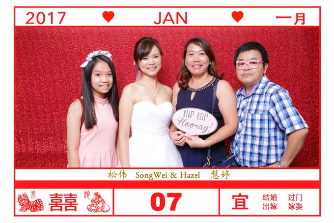 Song Wei & Hazel Wedding by Panorama Photography - 007