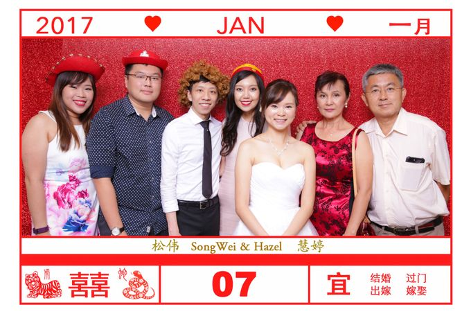 Song Wei & Hazel Wedding by Panorama Photography - 008