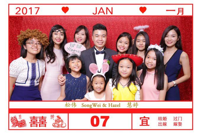 Song Wei & Hazel Wedding by Panorama Photography - 010