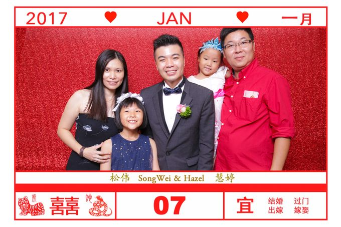 Song Wei & Hazel Wedding by Panorama Photography - 011