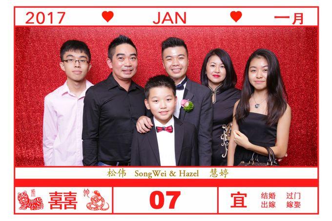 Song Wei & Hazel Wedding by Panorama Photography - 012