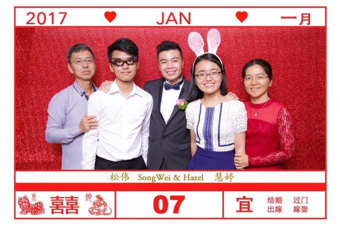 Song Wei & Hazel Wedding by Panorama Photography - 013
