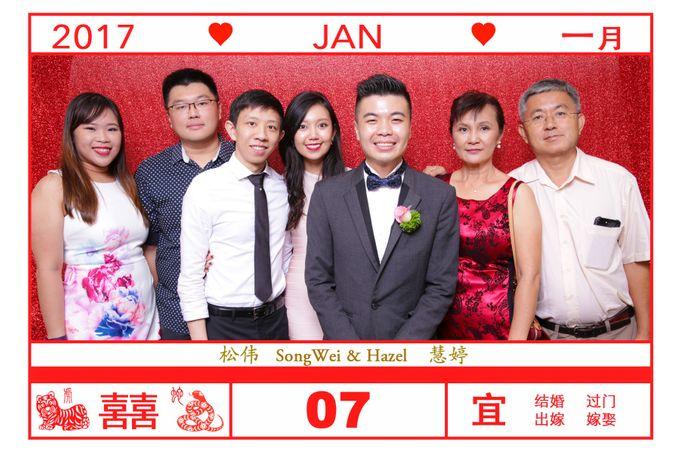 Song Wei & Hazel Wedding by Panorama Photography - 014
