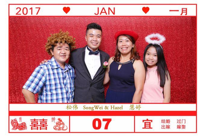Song Wei & Hazel Wedding by Panorama Photography - 015