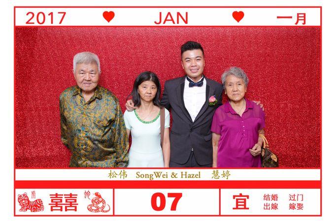 Song Wei & Hazel Wedding by Panorama Photography - 016
