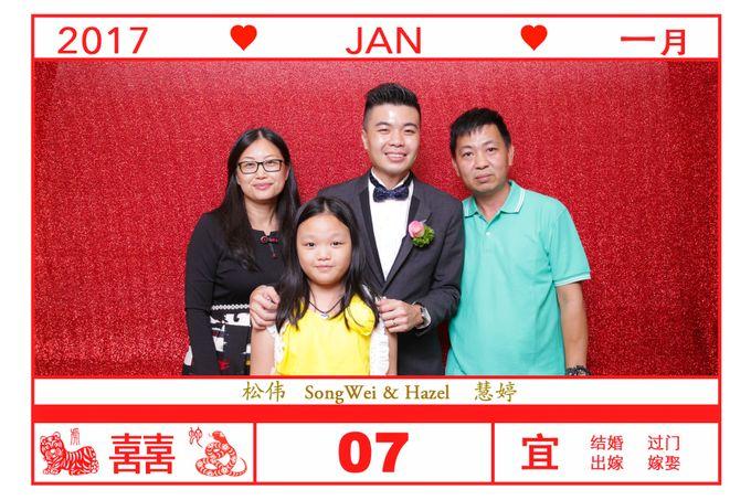 Song Wei & Hazel Wedding by Panorama Photography - 017