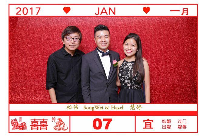 Song Wei & Hazel Wedding by Panorama Photography - 018