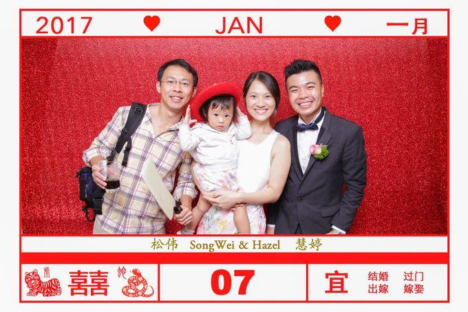 Song Wei & Hazel Wedding by Panorama Photography - 019