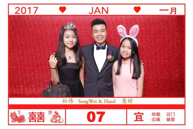 Song Wei & Hazel Wedding by Panorama Photography - 020